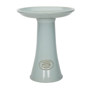 Laura Ashley Pale Duck Egg Bird Bath