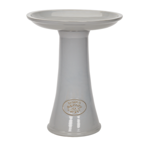 Laura Ashley Steel Bird Bath