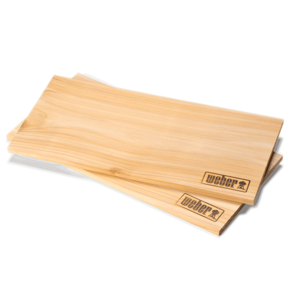 Weber Western Red Cedar Wood Planks - Large (17831)