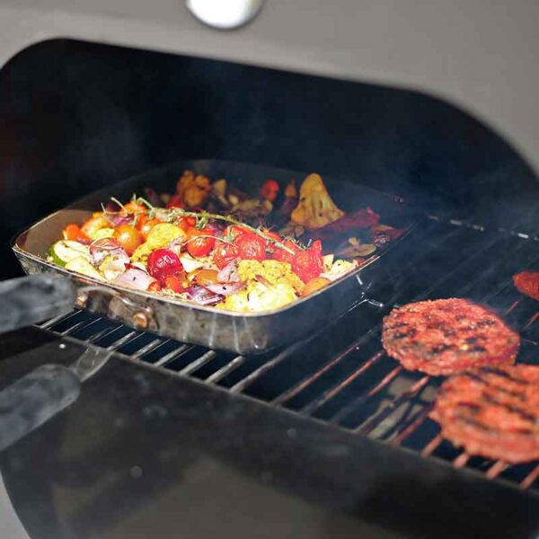 La Hacienda Salona Multi-Function Pizza Oven cooks everything