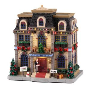 Lemax-Christmas-At-The-Savoy