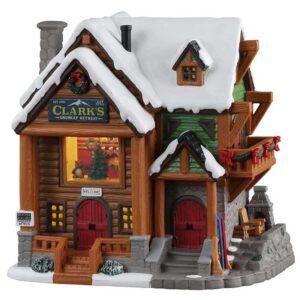 Lemax-Clark's-Snowcap-Retreat