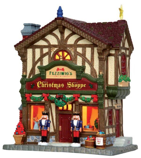 Lemax Fezziwig's Christmas Shoppe