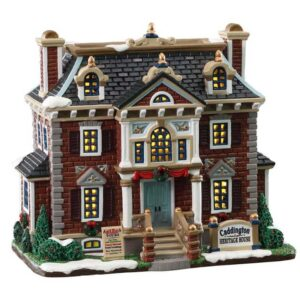 Lemax-Heritage-House