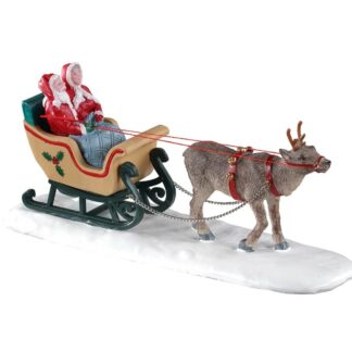 Lemax North Pole Sleigh Ride