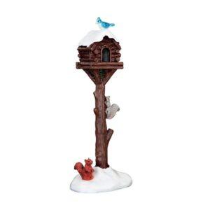 Lemax Rustic Birdhouse Raid