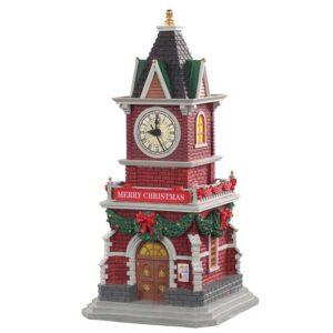 Lemax-Tannenbaum-Clock-Tower