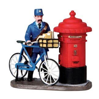 Lemax The Postman Figurine