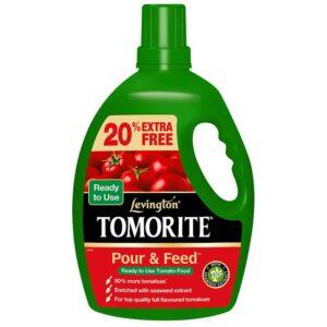 Levington Tomorite Pour & Feed (3 litres)