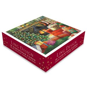 Ling Design A Cosy Christmas Box