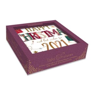 Ling Design Christmas And New Year Wishes Box