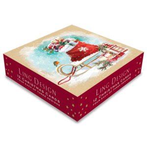 Ling Design Christmas Gifts Box