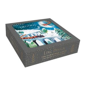 Ling Design Christmas Journey Box