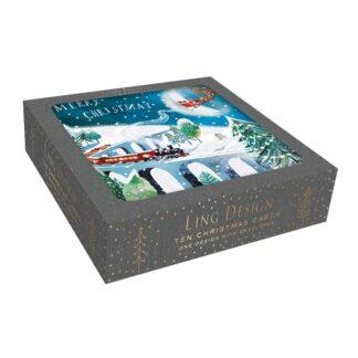 Ling Design Christmas Journey Box