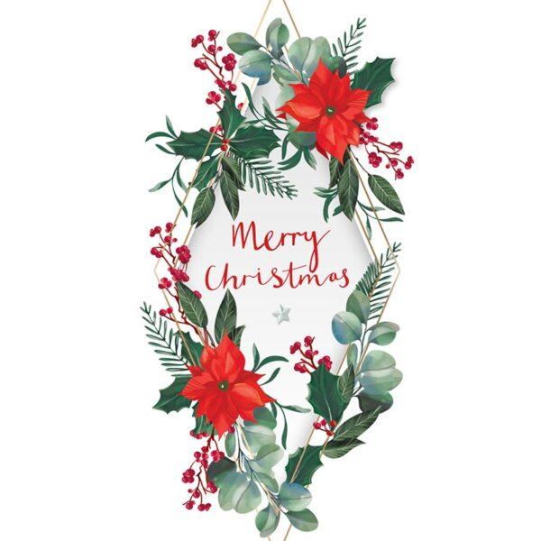 Ling Design Christmas Poinsettia