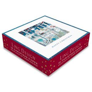 Ling Design Christmas Time Box