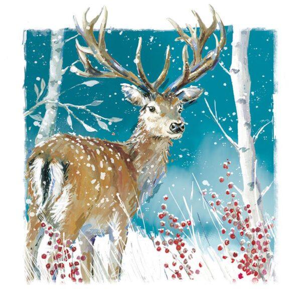 Ling Design Christmas Wildlife 1
