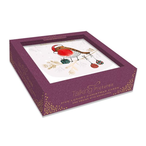 Ling Design Christmas Wishes Box