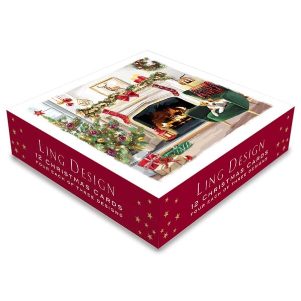 Ling Design Cosy Christmas Box