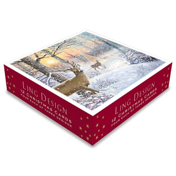 Ling Design Enchanted Forest Box