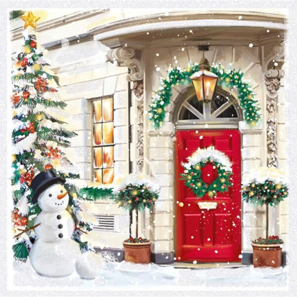 Ling Design Festive Doorway