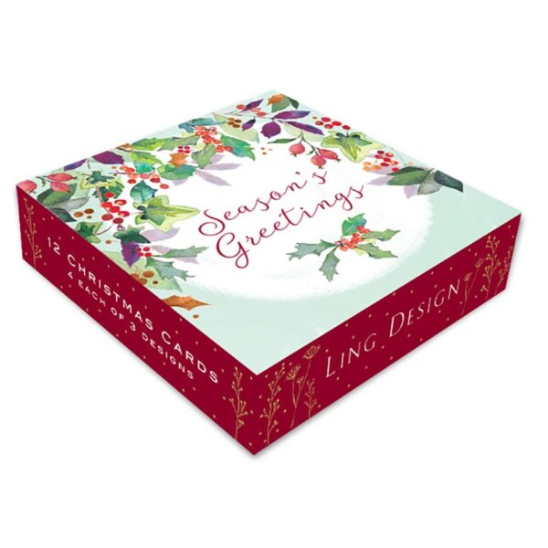 Ling Design Festive Foliage Box