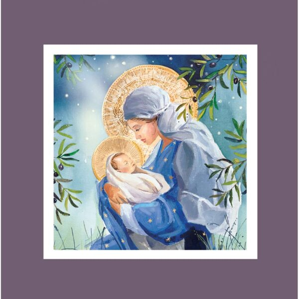 Ling Design Madonna And Child 1