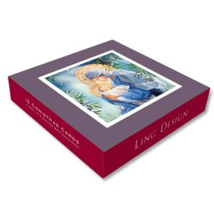 Ling Design Madonna And Child Box
