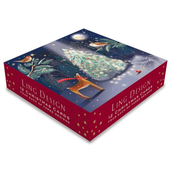 Ling Design Magical Forest Pack of 12 Box