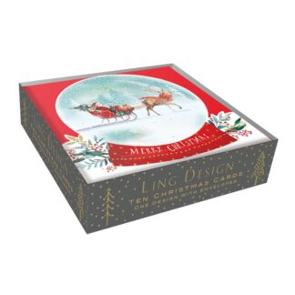 Ling Design-Magical Snow Globe Box