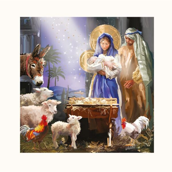 Ling Design Mary And Joseph
