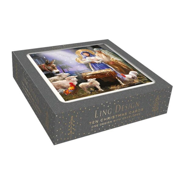 Ling Design Mary And Joseph Box