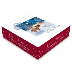 Ling Design Nativity Animals Box