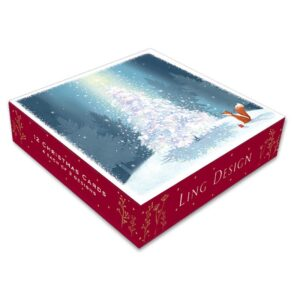 Ling Design Oh Christmas Tree pack of 12 Box