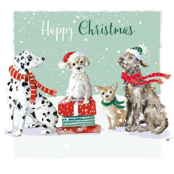Ling Design Pets At Christmas 1