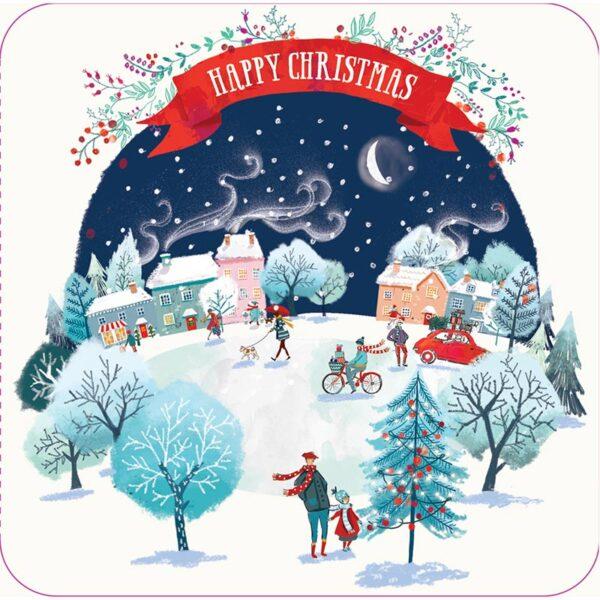 Ling Design Snowy Christmas 3