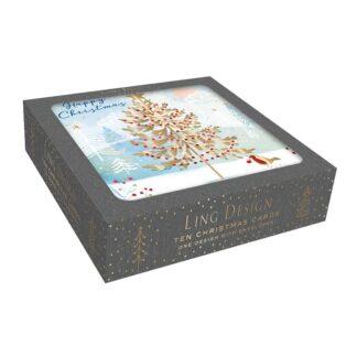 Ling Design Sparkly Tree Box