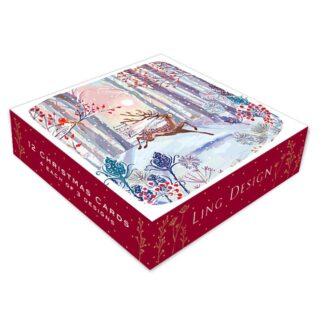 Ling Design Winter Meadow Box