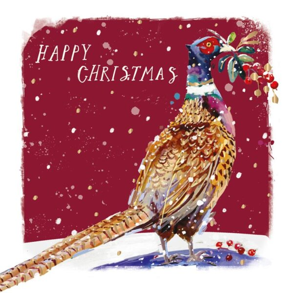 Ling Design Winter Pheasant