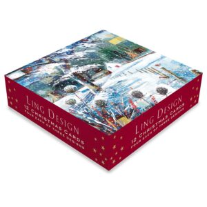 Ling Design Winter Scenes Box