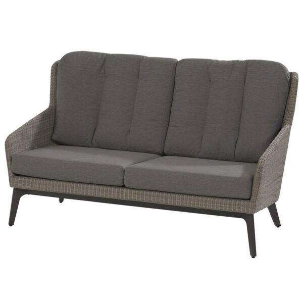 Luxor Living Bench with 2 cushions