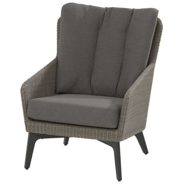 Luxor Living Chair with 2 Cushions