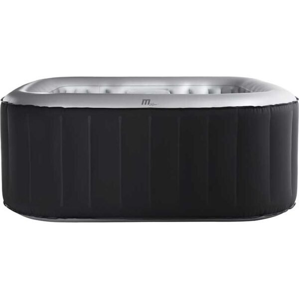 MSpa Delight Alpine Inflatable Hot Tub Front View