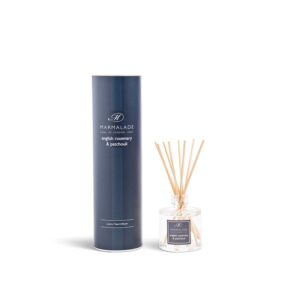 Marmalade English Rosemary & Patchouli Travel Reed Diffuser (50ml)