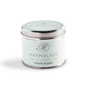 Marmalade Freesia & Pear Tin Candle - Small