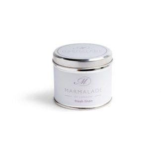 Marmalade Medium Tin - Fresh Linen