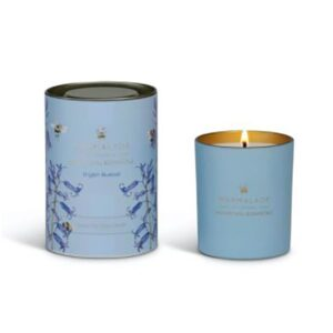 Marmalade Mosney Mill English Bluebell Luxury Glass Candle