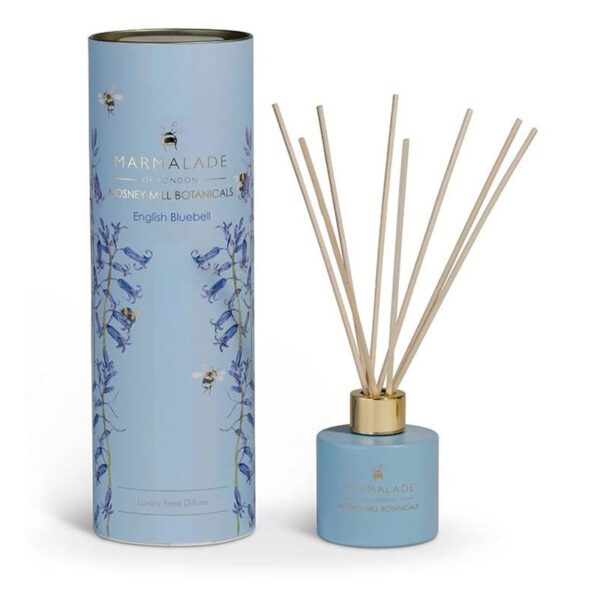 Marmalade Mosney Mill English Bluebell Reed Diffuser (100ml)