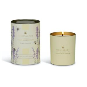 Marmalade Mosney Mill English Lavender Luxury Glass Candle