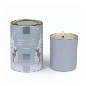 Marmalade Mosney Mill Winter Fir Luxury Glass Candle